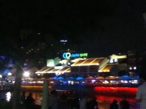 Clarke Quay Riverside Nightlife