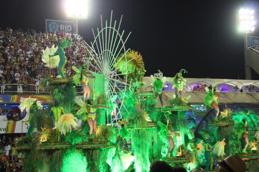 Carnaval Rio Brazil 2015